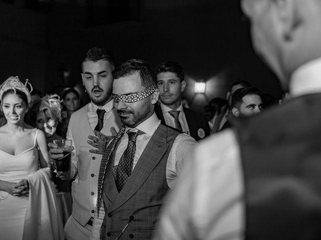 La boda de Manuel y Alba en Sevilla, Sevilla 34