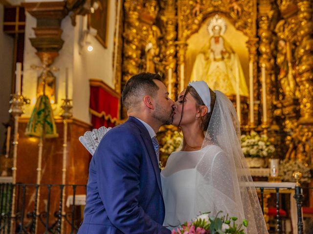 La boda de Manuel y Alba en Dos Hermanas, Sevilla 37