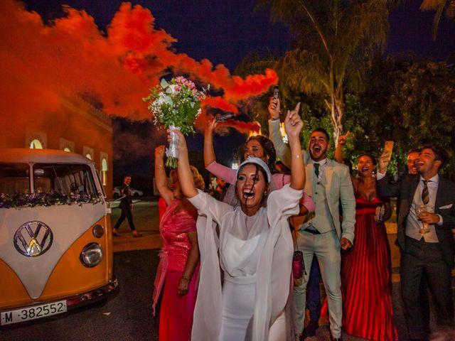 La boda de Manuel y Alba en Dos Hermanas, Sevilla 40