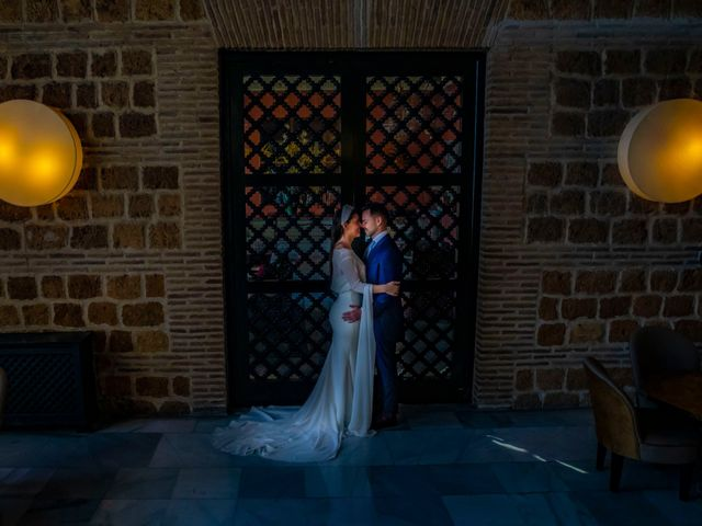 La boda de Manuel y Alba en Sevilla, Sevilla 48
