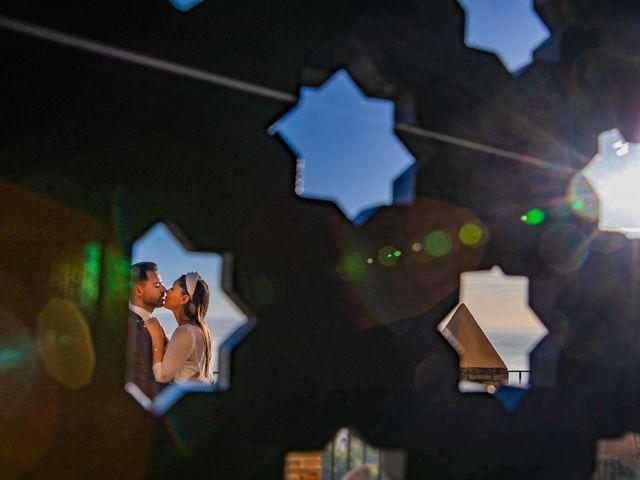 La boda de Manuel y Alba en Dos Hermanas, Sevilla 2