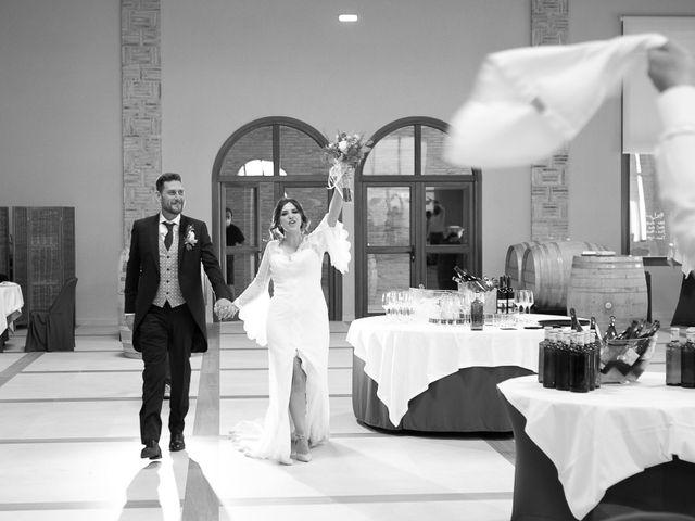 La boda de Jose Miguel y Ana en Cariñena, Zaragoza 9