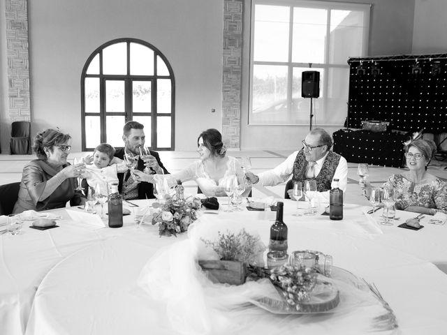La boda de Jose Miguel y Ana en Cariñena, Zaragoza 11