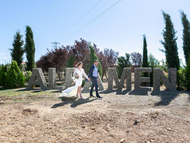 La boda de Jose Miguel y Ana en Cariñena, Zaragoza 29