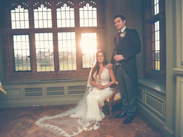 La boda de Laura y Rob