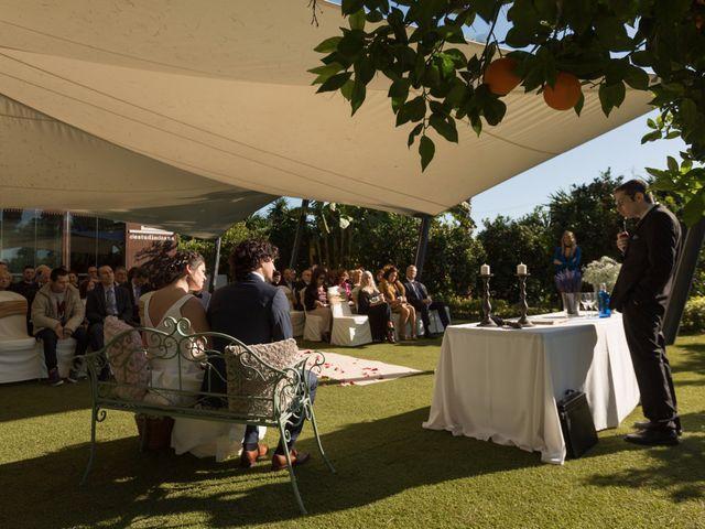 La boda de Matias y Vanesa en Puente Tocinos, Murcia 29