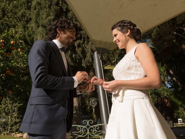 La boda de Matias y Vanesa en Puente Tocinos, Murcia 31