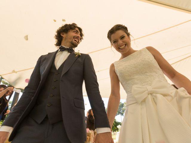 La boda de Matias y Vanesa en Puente Tocinos, Murcia 33