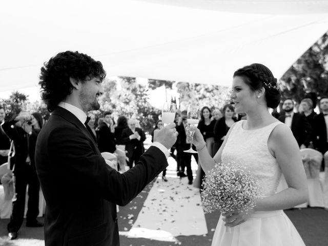 La boda de Matias y Vanesa en Puente Tocinos, Murcia 34