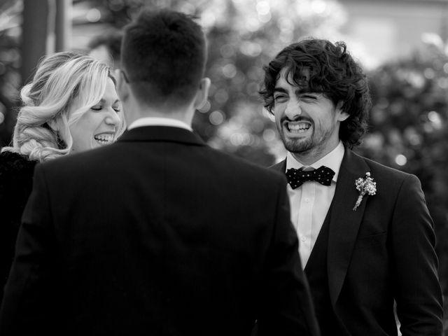 La boda de Matias y Vanesa en Puente Tocinos, Murcia 36