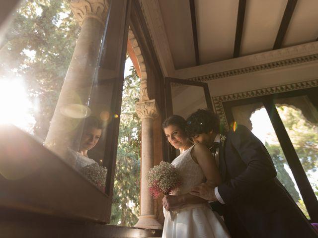 La boda de Matias y Vanesa en Puente Tocinos, Murcia 1