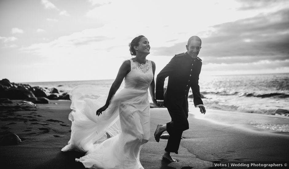 La boda de Borja y Noemi en Las Palmas De Gran Canaria, Las Palmas