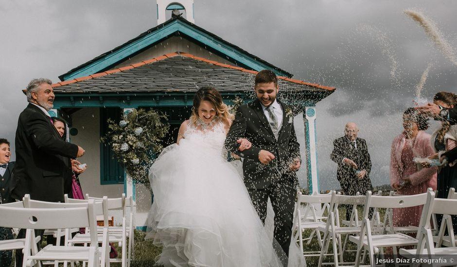 La boda de Rafa y Bego en Oviedo, Asturias