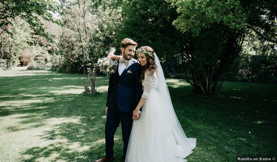 La boda de Vicente y Adriana en Pedrola, Zaragoza