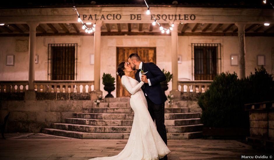 La boda de Dani y Ester en Sotos De Sepulveda, Segovia
