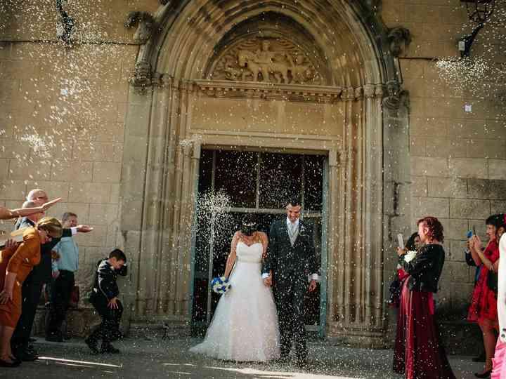 La boda de Gemma y José Alberto