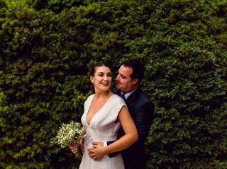 La boda de Sofía y Dani