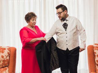 La boda de Chloe y Juan José 2