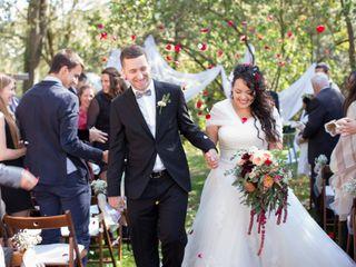 La boda de Rak y Marcos