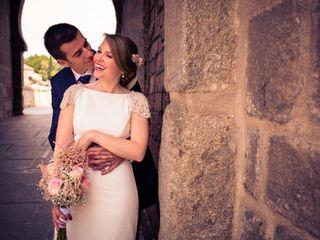 La boda de Caroliona y David