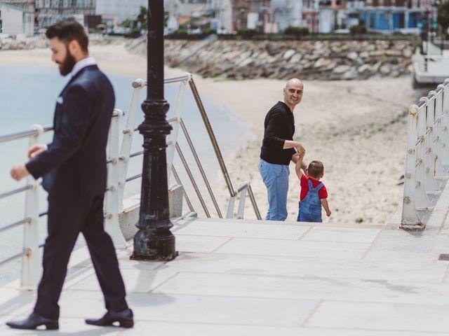 La boda de Lluc y Encarna en Boiro (Boiro), A Coruña 22