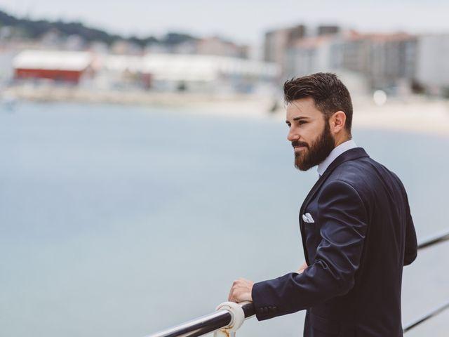 La boda de Lluc y Encarna en Boiro (Boiro), A Coruña 23