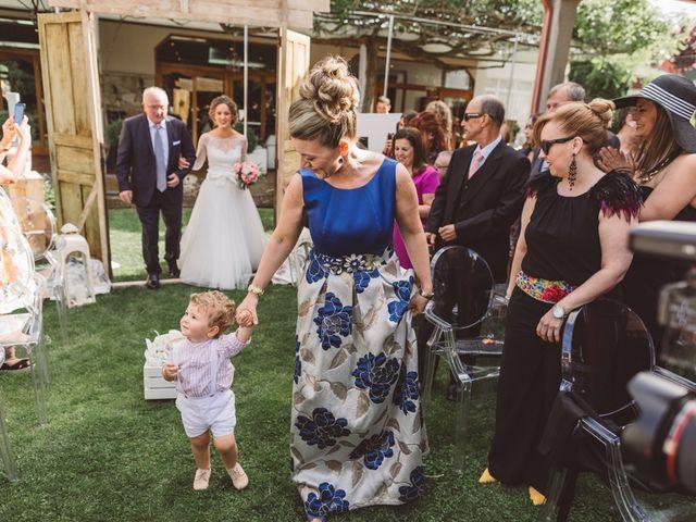 La boda de Lluc y Encarna en Boiro (Boiro), A Coruña 69