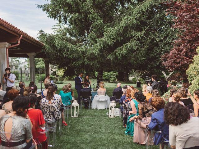 La boda de Lluc y Encarna en Boiro (Boiro), A Coruña 75