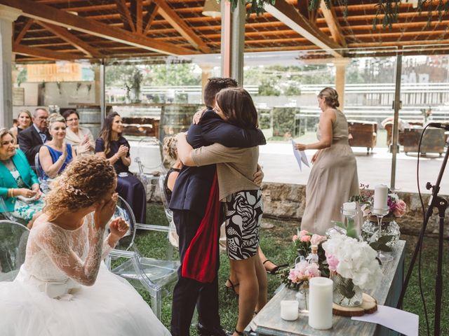 La boda de Lluc y Encarna en Boiro (Boiro), A Coruña 86