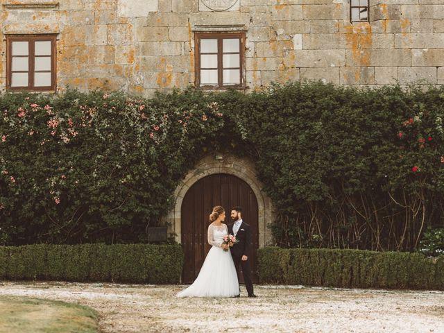 La boda de Lluc y Encarna en Boiro (Boiro), A Coruña 113