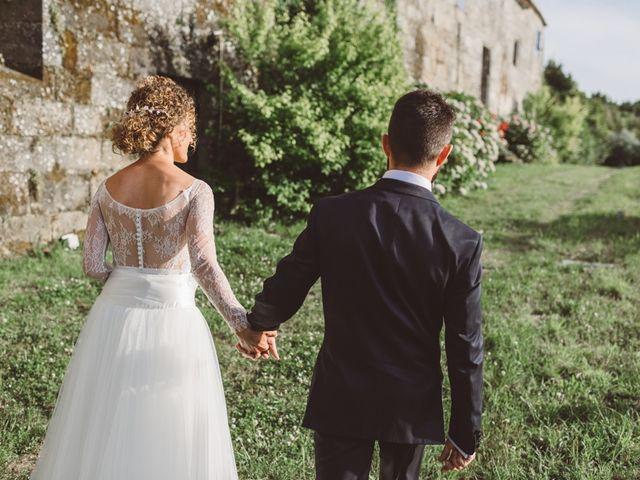 La boda de Lluc y Encarna en Boiro (Boiro), A Coruña 130