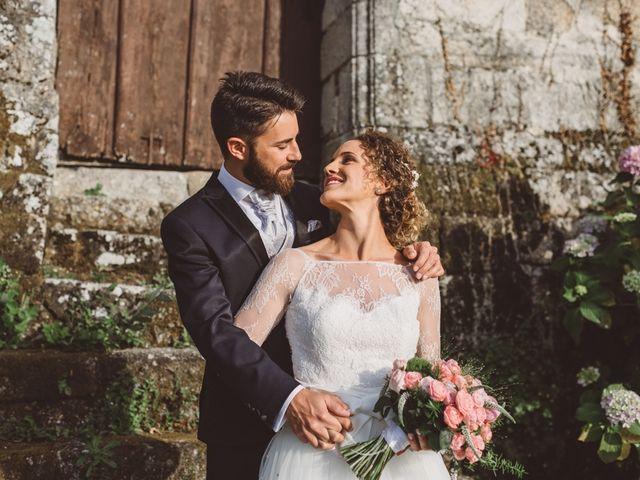 La boda de Lluc y Encarna en Boiro (Boiro), A Coruña 132
