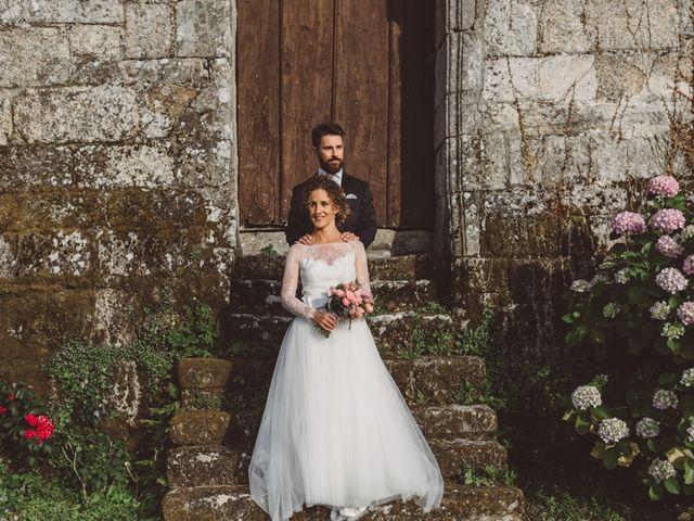 La boda de Lluc y Encarna en Boiro (Boiro), A Coruña 135