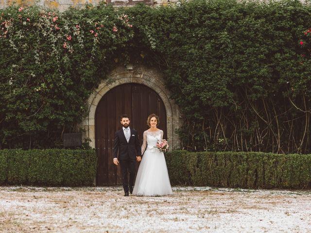 La boda de Lluc y Encarna en Boiro (Boiro), A Coruña 146