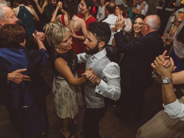 La boda de Lluc y Encarna en Boiro (Boiro), A Coruña 180