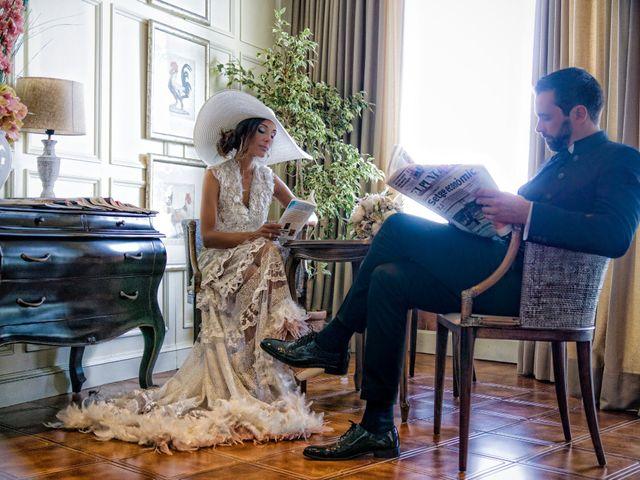 La boda de Maria y Angel