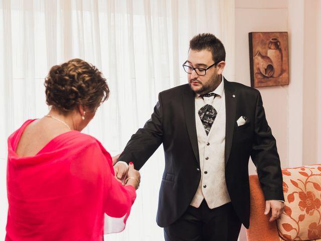 La boda de Juan José y Chloe en Alacant/alicante, Alicante 7