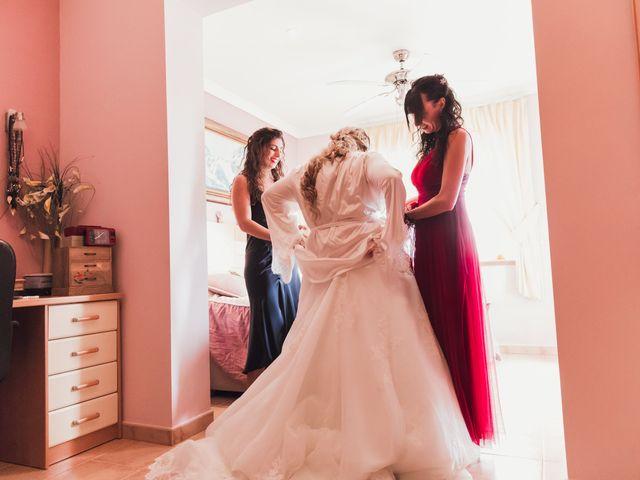 La boda de Juan José y Chloe en Alacant/alicante, Alicante 16