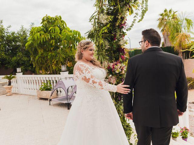La boda de Juan José y Chloe en Alacant/alicante, Alicante 27