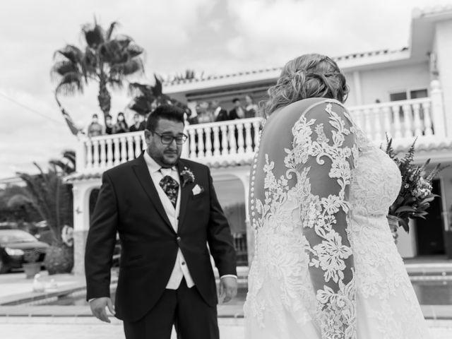 La boda de Juan José y Chloe en Alacant/alicante, Alicante 28