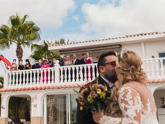 La boda de Juan José y Chloe en Alacant/alicante, Alicante 29