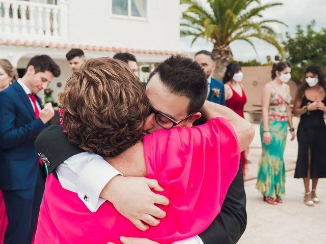 La boda de Juan José y Chloe en Alacant/alicante, Alicante 33