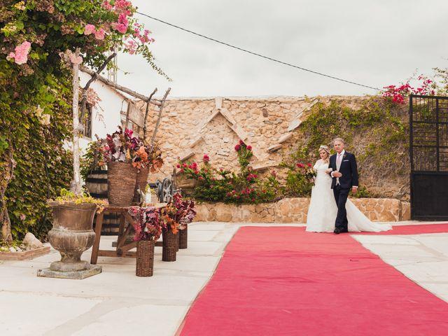 La boda de Juan José y Chloe en Alacant/alicante, Alicante 38