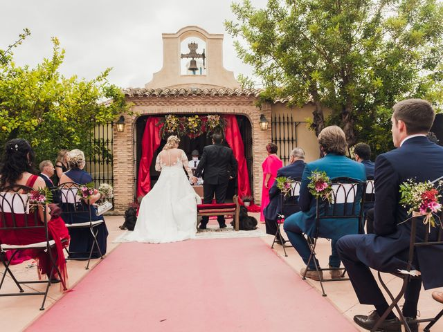 La boda de Juan José y Chloe en Alacant/alicante, Alicante 39