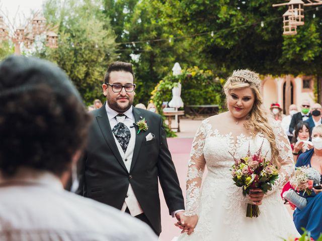 La boda de Juan José y Chloe en Alacant/alicante, Alicante 40