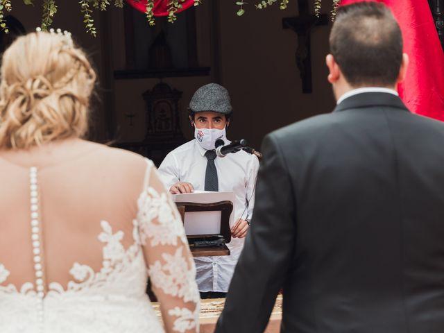La boda de Juan José y Chloe en Alacant/alicante, Alicante 41