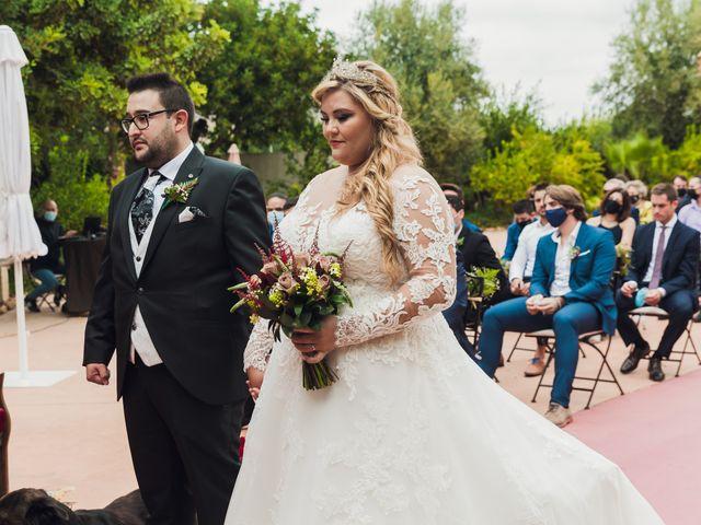 La boda de Juan José y Chloe en Alacant/alicante, Alicante 42