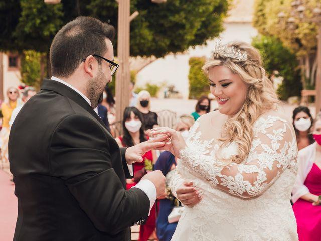 La boda de Juan José y Chloe en Alacant/alicante, Alicante 44