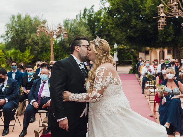 La boda de Juan José y Chloe en Alacant/alicante, Alicante 45