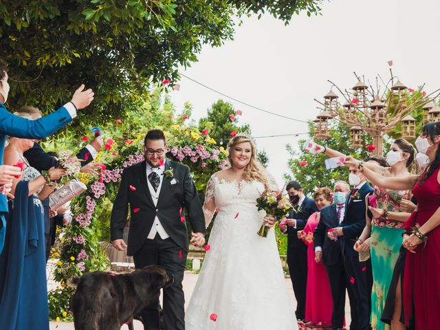 La boda de Juan José y Chloe en Alacant/alicante, Alicante 47